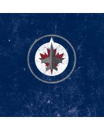 Winnipeg Jets Distressed Logo HP Envy Skin