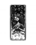 Nightmare Before Christmas Sally LG Velvet Clear Case