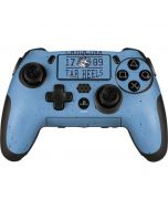 North Carolina Tar Heels 1789 PlayStation Scuf Vantage 2 Controller Skin