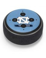 North Carolina Tar Heels Amazon Echo Dot Skin