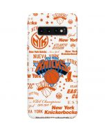 NY Knicks Historic Blast Galaxy S10 Plus Lite Case