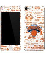 NY Knicks Historic Blast Apple iPod Skin