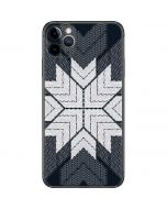 NYC Symmetric Flower iPhone 11 Pro Max Skin