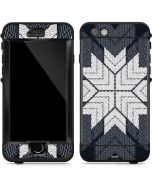 NYC Symmetric Flower LifeProof Nuud iPhone Skin