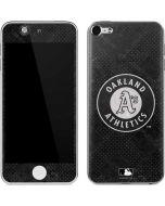 Oakland Athletics Dark Wash Apple iPod Skin