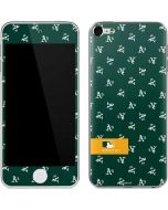 Oakland Athletics Full Count Apple iPod Skin