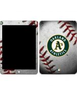 Oakland Athletics Game Ball Apple iPad Skin
