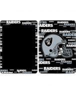 Las Vegas Raiders  - Blast Alternate Apple iPad Skin