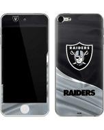 Las Vegas Raiders Apple iPod Skin