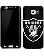 Las Vegas Raiders Large Logo Galaxy S6 Edge Skin