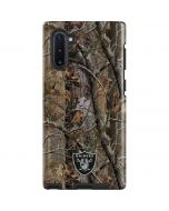 Oakland Raiders Realtree AP Camo Galaxy Note 10 Pro Case
