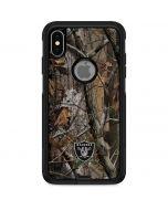 Las Vegas Raiders Realtree AP Camo Otterbox Commuter iPhone Skin