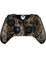 Las Vegas Raiders Realtree AP Camo Xbox One Controller Skin