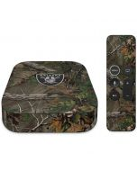 Las Vegas Raiders Realtree Xtra Green Camo Apple TV Skin