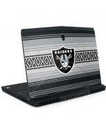 Las Vegas Raiders Trailblazer Dell Alienware Skin