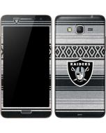 Las Vegas Raiders Trailblazer Galaxy Grand Prime Skin