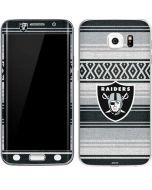 Las Vegas Raiders Trailblazer Galaxy S6 Edge Skin