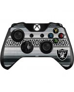 Las Vegas Raiders Trailblazer Xbox One Controller Skin