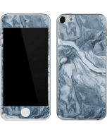 Ocean Blue Marble Apple iPod Skin