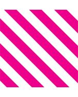 Pink and White Geometric Stripes LifeProof Nuud iPhone Skin