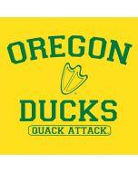 Oregon Ducks Quack Attack Galaxy Book Keyboard Folio 12in Skin