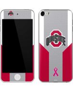 Ohio State Breast Cancer Apple iPod Skin