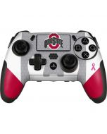 Ohio State Breast Cancer PlayStation Scuf Vantage 2 Controller Skin