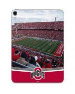 Ohio State Stadium Apple iPad Pro Skin