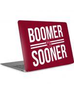 Oklahoma Boomer Sooner Apple MacBook Air Skin