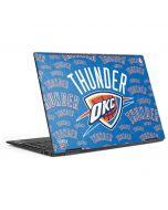 Oklahoma City Thunder Blast HP Envy Skin