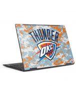 Oklahoma City Thunder Digi Camo HP Envy Skin