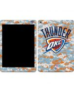 Oklahoma City Thunder Digi Camo Apple iPad Skin
