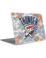 Oklahoma City Thunder Digi Camo Apple MacBook Air Skin