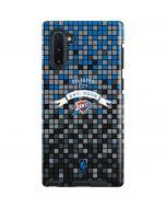 Oklahoma City Thunder Digi Galaxy Note 10 Pro Case