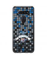 Oklahoma City Thunder Digi LG K51/Q51 Clear Case