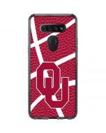 Oklahoma Sooners Basketball LG K51/Q51 Clear Case