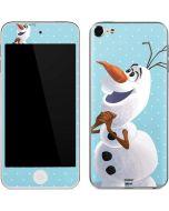 Olaf Polka Dots Apple iPod Skin