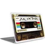 Old Mixtape Apple MacBook Air Skin