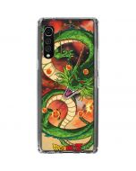 One Wish Shenron LG Velvet Clear Case
