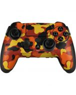 Orange Camo PlayStation Scuf Vantage 2 Controller Skin