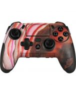 Orange Watercolor Geode PlayStation Scuf Vantage 2 Controller Skin