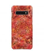 Orange Zen Galaxy S10 Plus Lite Case