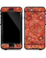 Orange Zen LifeProof Nuud iPhone Skin