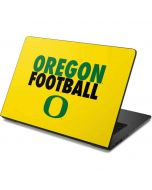 Oregon Ducks Football Dell Chromebook Skin