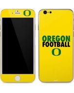 Oregon Ducks Football iPhone 6/6s Skin