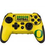 Oregon Ducks Football PlayStation Scuf Vantage 2 Controller Skin