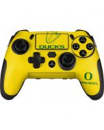 Oregon Ducks Logo PlayStation Scuf Vantage 2 Controller Skin