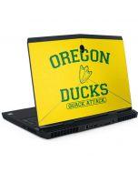 Oregon Ducks Quack Attack Dell Alienware Skin