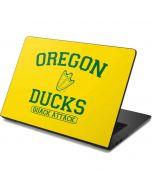 Oregon Ducks Quack Attack Dell Chromebook Skin