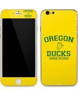 Oregon Ducks Quack Attack iPhone 6/6s Skin